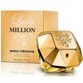 Perfume Lady Million Edp 80ml Paco Rabanne Original Lacrado